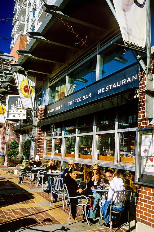 """Urban Fare"" Yaletown, Vancouver, British Columbia, Canada"