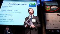 UTRECHT -  NVG directeur Lodewijk Klootwijk tijdens het NVG congres met als thema 'vinden& binden'. COPYRIGHT KOEN SUYK
