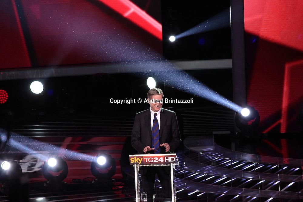 Milano 29 Novembre 2013 Il confronto tra i candidati PD<br /> Gianni Cuperlo
