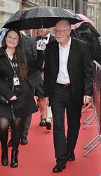 "Edinburgh International Film Festival, Sunday 26th June 2016<br /> <br /> Stars turn up on the closing night gala red carpet for the World Premiere of ""Whisky Galore!""  at the Edinburgh International Film Festival 2016<br /> <br /> Ken Drury who plays Mr Bain in the film<br /> <br /> (c) Alex Todd   Edinburgh Elite media"