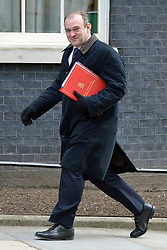 © Licensed to London News Pictures. 12/03/2013. Westminster, UK. Ed Davey, Liberal Democrat MP, Energy and Climate Secretary. Ministers in Downing Street today 12 March 2013. Photo credit : Stephen Simpson/LNP