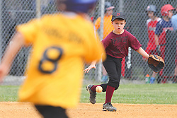May 30, 2015; Parsippany, NJ, USA; Jack's Little League baseball game.
