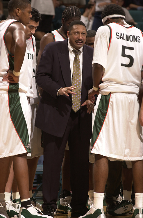 2002 Miami Hurricanes Men's Basketball