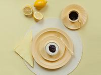 Fluff Lemon Cheesecake
