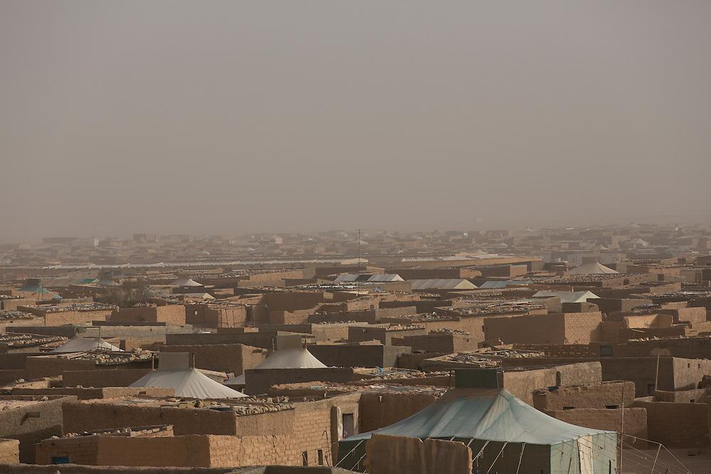 Algeria/Tindouf 2015-01-19<br /> Smara camp, home of thousands of refugees from Western Sahara, in Tindouf, Algeria.