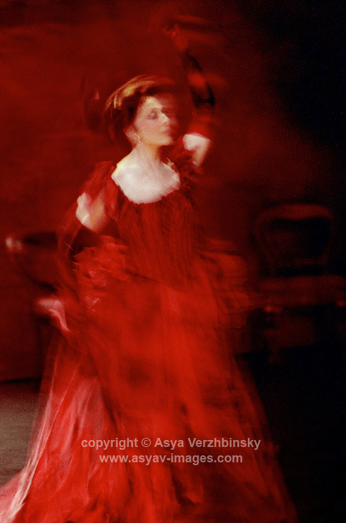 Marion Tate in Birmingham Royal Ballet's Nutcracker.<br /> <br /> Choreography: Sir Peter Wright<br /> Music: Pietr Ilyich Tchaikovsky