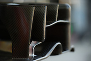 September 1, 2016: Haas F1 wing detail , Italian Grand Prix at Monza