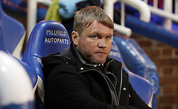 Peterborough United Manager Grant McCann - Mandatory by-line: Joe Dent/JMP - 13/02/2018 - FOOTBALL - ABAX Stadium - Peterborough, England - Peterborough United v Scunthorpe United - Sky Bet League One