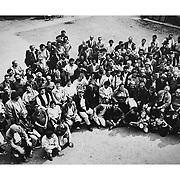 Collegno 1990, festa per il decennale della Nuova Cooperativa.