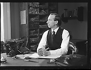 Patrick Pearse a film by Louis Marcus.    (N6)..1979..13.12.1979..12.13.1979..13th December 1979..A film on the Irish Patriot,Patrick was made by the Director, Louis Marcus.The film was to mark the centenary of Patrick Pearse's birth. The lead role was taken by renowned actor John Kavanagh.Others involved in the production were, Andy O'Mahoney, Niall Tobín,Denis Brennan and Derek Lord.