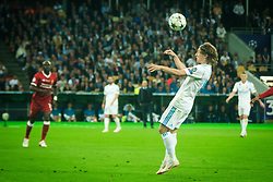 Luka Modric of Real Madrid during the UEFA Champions League final football match between Liverpool and Real Madrid at the Olympic Stadium in Kiev, Ukraine on May 26, 2018.Photo by Sandi Fiser / Sportida