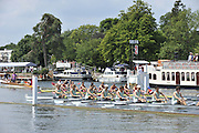 Henley, Great Britain.  The Princess Elizabeth Challenge Cup. Bucks station St Andrews School USA vs Eton College Henley Royal Regatta. River Thames Henley Reach.  Royal Regatta. River Thames Henley Reach.  Saturday  02/07/2011  [Mandatory Credit  Peter Spurrier/ Intersport Images] 2011 Henley Royal Regatta. HOT. Great Britain . HRR