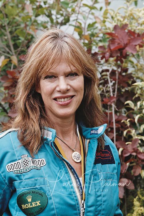 Annette Mason at Goodwood Festival of Speed
