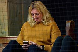 04-01-2020 NED: NK Beach volleyball Indoor, Aalsmeer<br /> Debora Schoon-Kadijk