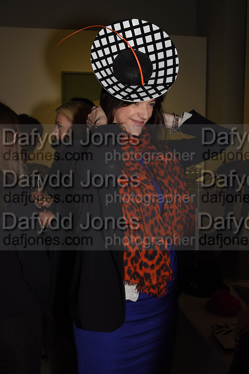 SUE GANNA; The Arthur Cox Irish Fashion Showcase 2015,  Irish based designers chosen to be part of this year's Arthur Cox Irish Fashion Showcases The Mall Galleries, London. 13 May 2015.