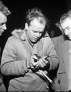 Gold Mine - Gold Found at Co. Monaghan -.01/02/1957