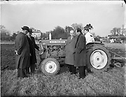 23/02/1961.02/23/1961.23 February 1961.New Allis-Chalmers tractor demonstration at Collinstown.