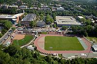 Aerial of Central Campus looking north.