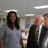Donaldson Administration Building Dedication