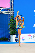 Collin Anais is a Belgian rhythmic gymnastics athlete born in Brussels in 2000.