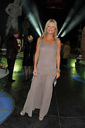 GABBY ROSLIN at The Global Party held at The Natural History Museum, Cromwell Road, London on 8th September 2011.