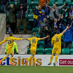 Hibs v Morton | Scottish Championship | 24 February 2016