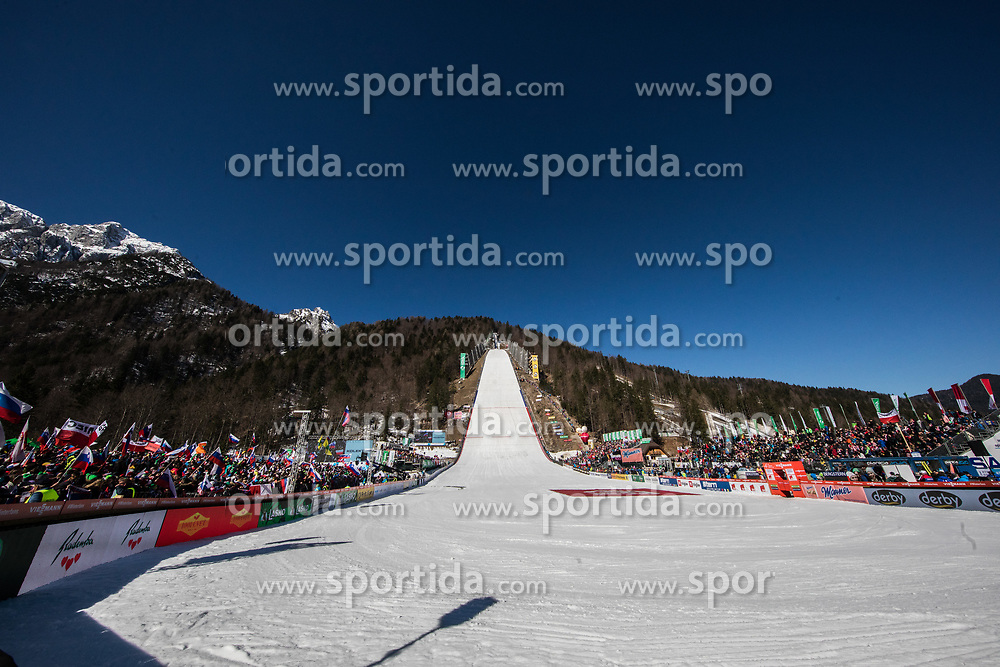 Ski Flying Hill at Day 3 of FIS Ski Jumping World Cup Final 2019, on March 23, 2019 in Planica, Slovenia. Photo by Peter Podobnik / Sportida