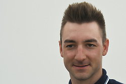 February 23, 2019 - Abu Dhabi, United Arab Emirates - Elia Viviani of Italy and Team Deceuninck-QuickStep, during Top Riders press conference inside the Louvre Abu Dhabi Museum..On Saturday, February 23, 2019, Abu Dhabi, United Arab Emirates. (Credit Image: © Artur Widak/NurPhoto via ZUMA Press)