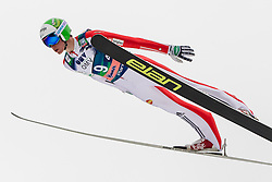 Prevc Peter of Slovenia during Large Hill Team Event at 3rd day of FIS Ski Jumping World Cup Finals Planica 2014, on March 22, 2014 in Planica, Slovenia. Photo by Grega Valancic / Sportida