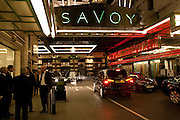 Graydon Carter hosts a dinner to celebrate the reopening og the American Bar at the Savoy.  Savoy Hotel, Strand. London. 28 October 2010. -DO NOT ARCHIVE-© Copyright Photograph by Dafydd Jones. 248 Clapham Rd. London SW9 0PZ. Tel 0207 820 0771. www.dafjones.com.