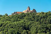 Burg Breuberg, Odenwald, Naturpark Bergstraße-Odenwald, Hessen, Deutschland | Breuberg castle, Odenwald, Hesse, Germany