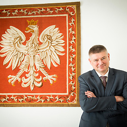 20170323: SLO, People - Paweł Czerwiński, ambassador of Poland in Slovenia