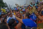 Henrique Capriles Cierre de Campaña