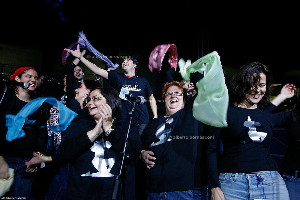 Milano, 4° Sabaoth festival della Musica Cristiana, Gruppo di lode Sabaoth