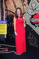 Louise Doughty, Specsavers Crime Thriller Awards, Grosvenor House Hotel, London UK, 24 October 2014, Photo by Richard Goldschmidt