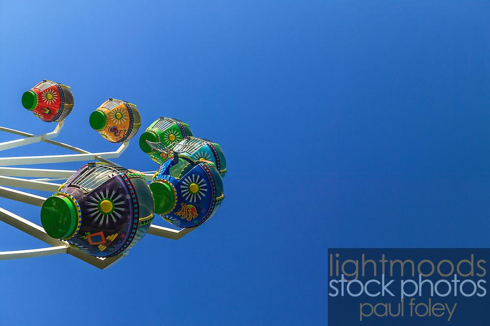 New Ferris Wheel at Glenelg, Adelaide, South Australia,