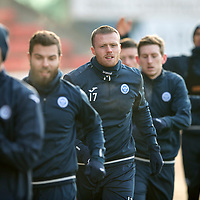 St Johnstone Training 22.12.17