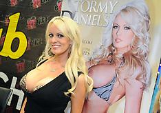 Donald Trump denied 'paid porn star Stormy Daniels - 15 Jan 2018