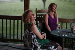 Visit to see Doug, Elaine, Jeremy and Macy with Danielle 7 months pregnant, Saturday, June 10, 2017 at Lee Lodge in Cox's Creek.