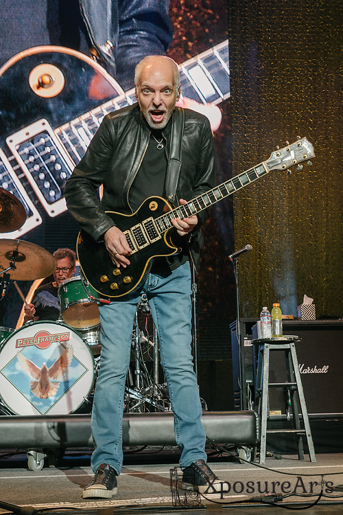 Peter Frampton plays his final show in his farewell tour at Concord Pavilion in Concord, CA. Photo: Karen Goldman. Instagram: @xposurearts <br />