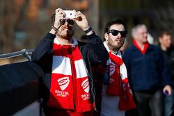 - Photo mandatory by-line: Rogan Thomson/JMP - 07966 386802 - 22/03/2015 - SPORT - FOOTBALL - London, England - Wembley Stadium - Bristol City v Walsall - Johnstone's Paint Trophy Final.