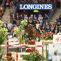 Longines FEI World Cup Jumping Final - Round 3 - Gothenburg 2016