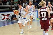 DESCRIZIONE : Latina Qualificazioni Europei Francia 2013 Italia Lettonia<br /> GIOCATORE : Ilaria Zanoni <br /> CATEGORIA : palleggio contropiede<br /> SQUADRA : Nazionale Italia<br /> EVENTO : Latina Qualificazioni Europei Francia 2013<br /> GARA : Italia Lettonia<br /> DATA : 30/06/2012<br /> SPORT : Pallacanestro <br /> AUTORE : Agenzia Ciamillo-Castoria/GiulioCiamillo<br /> Galleria : Fip 2012<br /> Fotonotizia : Latina Qualificazioni Europei Francia 2013 Italia Lettonia<br /> Predefinita :