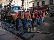 NYC-Men at Work
