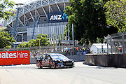 Chris Pither (Super Black Ford). Coates Hire Sydney 500. V8 Supercars Championship. Homebush Street Circuit, NSW. 5-6 Devember 2015. Photo: Clay Cross / photosport.nz