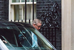 Downing Street, London, November 17th 2015. Justice Secretary Michael Gove arrives at Downing Street for the weekly cabinet meeting.