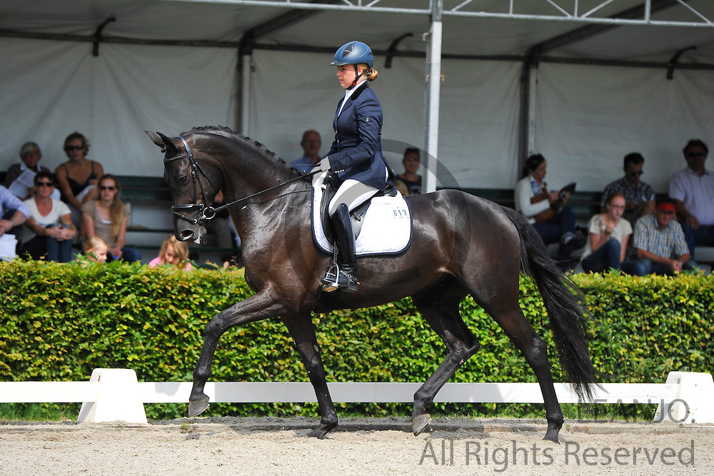Robin Beekink - Dewi<br /> KWPN Paardendagen 2012<br /> © DigiShots - Esmee van Gijtenbeek