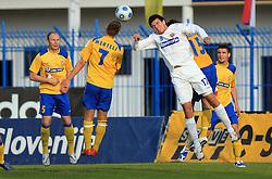 Dejan Marijanovic at 31st Round of PrvaLiga Telekom Slovenije 2008/2009 league match between NK Luka Koper and NK Primorje, on May 2, 2009, in SRC Bonifika, Koper, Slovenia. Luka Koper won 1:0. (Photo by Vid Ponikvar / Sportida)
