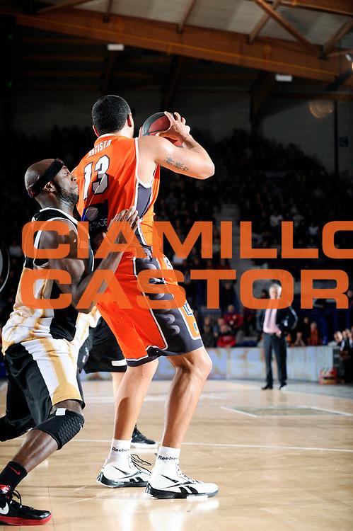 DESCRIZIONE : Championnat de France Pro A Semaine des As Roanne<br /> GIOCATORE : Batista JP<br /> SQUADRA : Le Mans<br /> EVENTO : Pro A Semaine des As<br /> GARA : Le Mans Orleans<br /> DATA : 16/02/2012<br /> CATEGORIA : Basketball France Homme<br /> SPORT : Basketball<br /> AUTORE : JF Molliere<br /> Galleria : France Basket 2011-2012 Action<br /> Fotonotizia : Championnat de France Basket Pro A Semaine des As<br /> Predefinita :