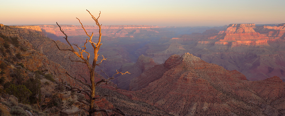 Desert View at Watch Tower, Grand Canyon National Park, Arizona, USA
